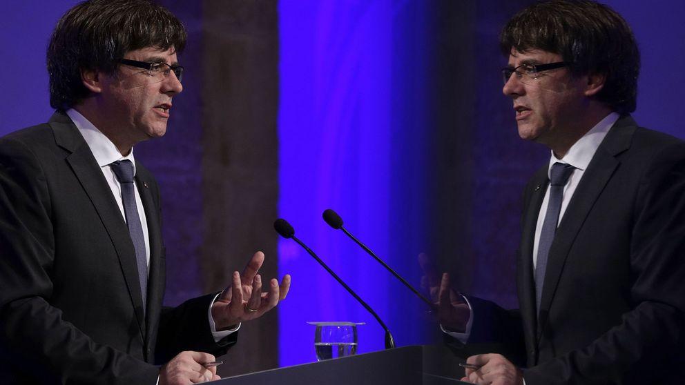 Puigdemont, en el 'Bild': Ya me siento el presidente de un país libre