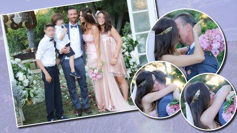 ¡Se han casado! Romina Belluscio y Guti celebran en Twitter su boda secreta