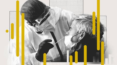 Un 50% más de hospitalizados en una semana en pleno freno a los contagios