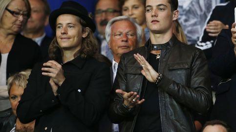 Louis Sarkozy y la polémica foto junto a Nicolas Sarkozy y Cécilia Attias