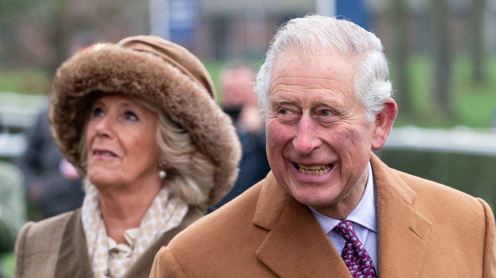 Foto: Los duques de Cornualles en una reciente aparición. (Getty)