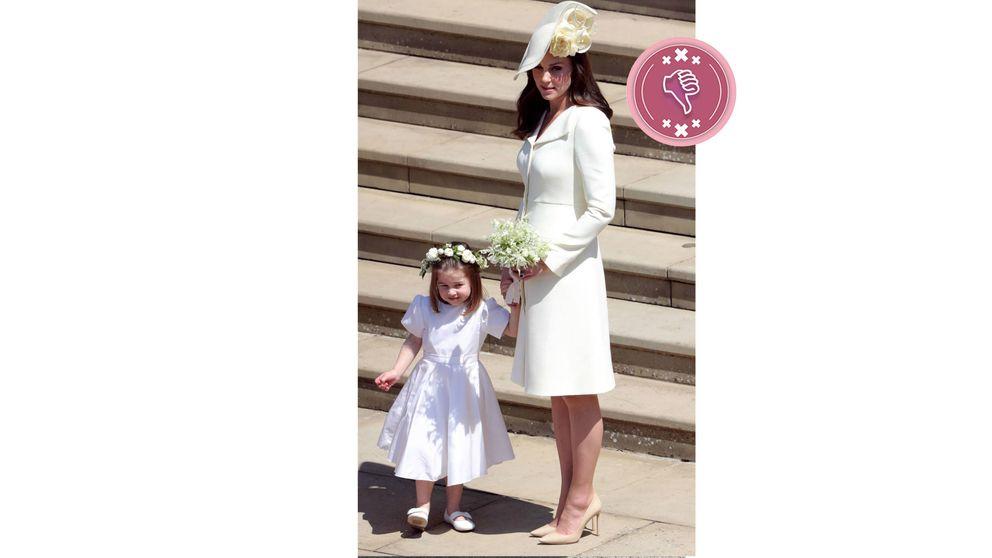 De Kate Middleton a Victoria Beckham: las mejor y peor vestidas de la boda de Harry y Meghan Markle