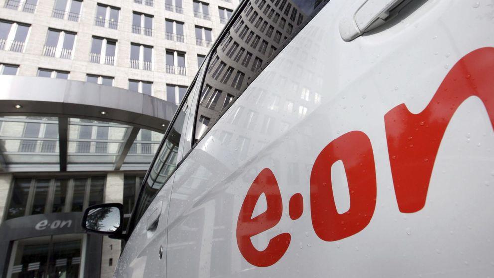 El gigante E.ON se va de España.: vende activos por 6.000  millones