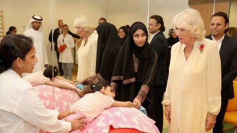 El príncipe Carlos y Camilla se van de visita oficial a Oriente Medio