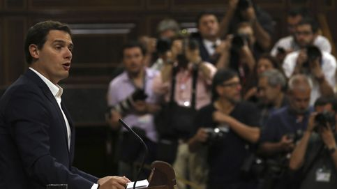 Albert Rivera crece como parlamentario… y como algo más