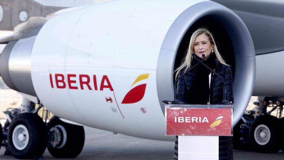 Iberia se lanza a por el mercado asiático y volará a Tokio y Shanghái sin escalas