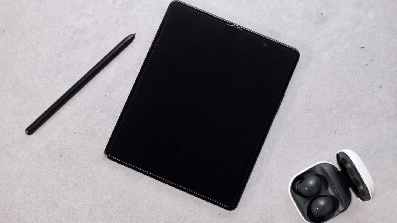 Los Galaxy Fold son compatibles con el S-Pen.