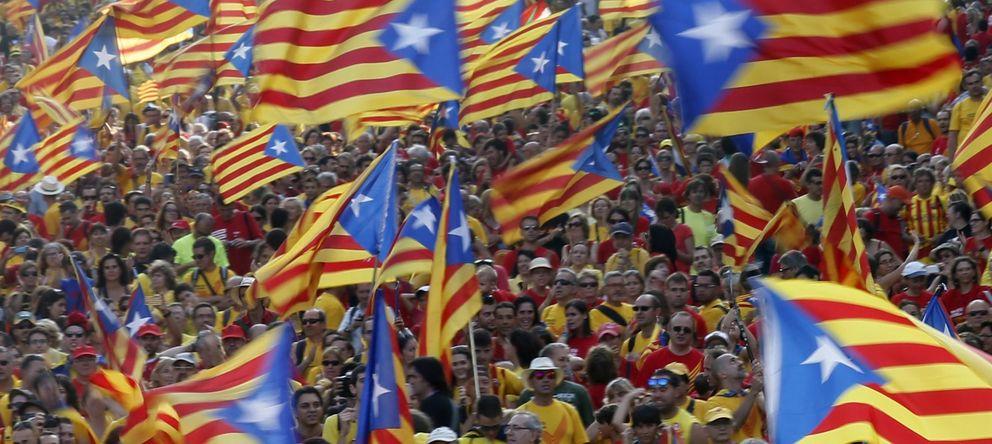 Foto: L´estaca nacionalista