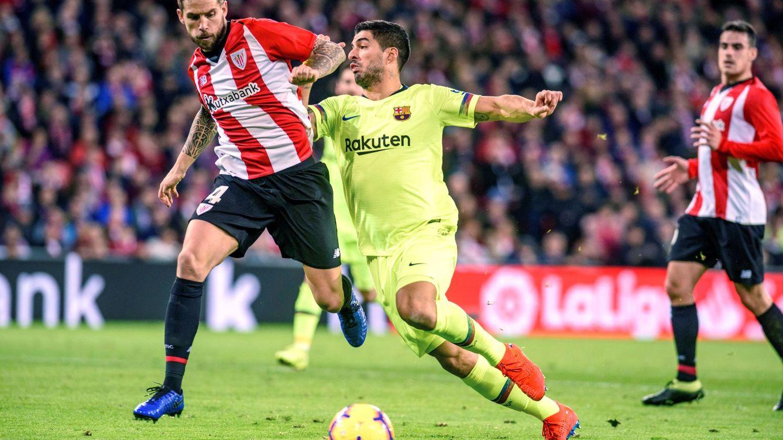 Athletic Club - FC Barcelona de Liga: horario y dónde ver en TV y 'online'