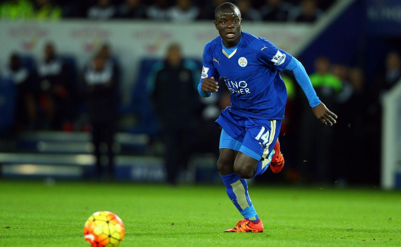 Foto: Kanté es uno de los pilares del Leicester City (Tim Keeton/Efe)