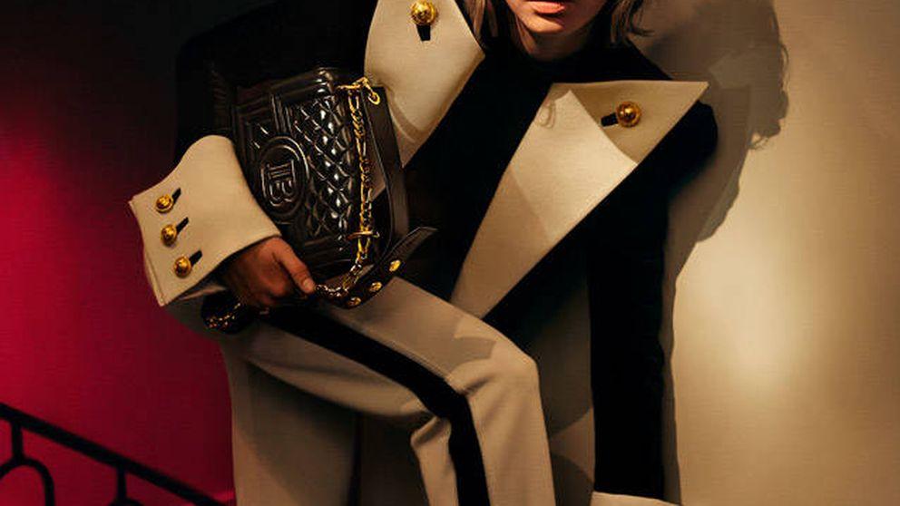 Cara Delevingne diseña tres bolsos para Balmain
