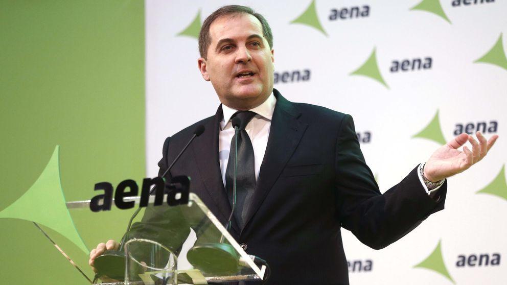 El presidente de Aena, José Manuel Vargas, directivo del año 2015