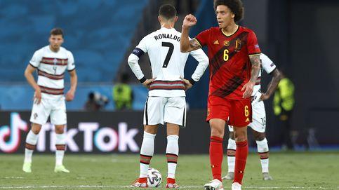 Bélgica acaba con la Portugal de Cristiano Ronaldo y apea a una de las favoritas (1-0)
