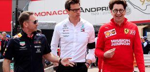 Post de Red Bull amenaza con dejar la F1 y la guerra que se avecina contra Ferrari