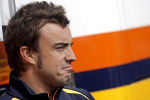 """Alonso: """"He corrido más por diversión que por otra cosa"""""""