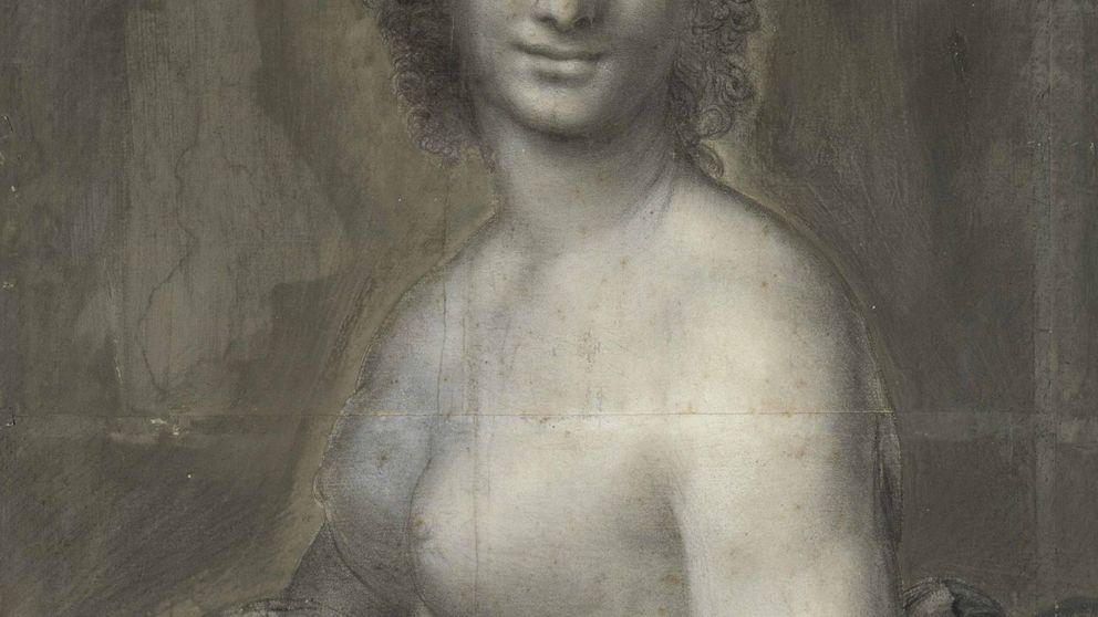 ¿Dibujó Leonardo da Vinci una 'Mona Lisa' desnuda?