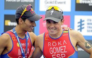 Mola se refleja en Noya para soñar con el Mundial carrera a carrera