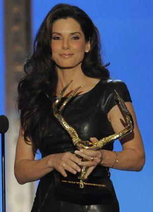 Sandra Bullock, la actriz mejor pagada