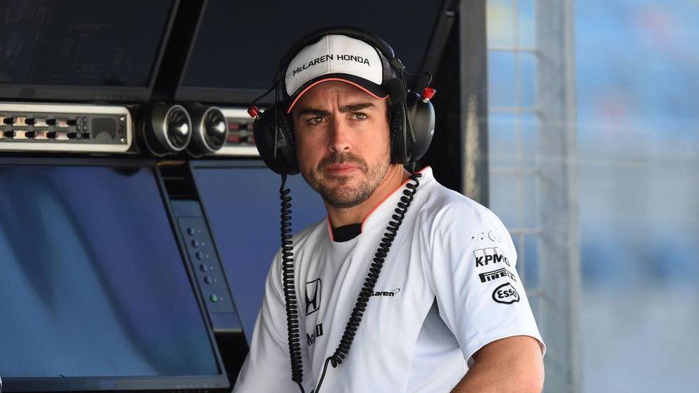 Fernando (Alonso), no te cortes: nos encantan tus mensajes por radio
