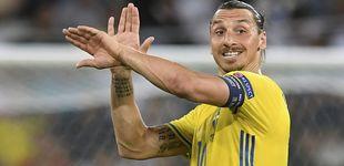 Post de El último lío de Ibrahimovic: Suecia le frena los pies y le deja sin ir al Mundial