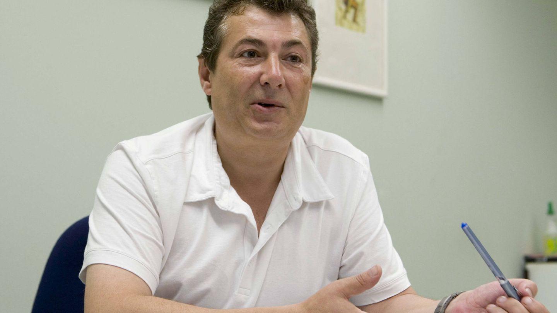 Alberto López de Ipiña, consejero internacional de Slow Food en España.(EFE)
