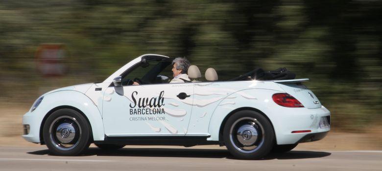 Foto: Prueba Volkswagen Beetle Cabrio, el heredero