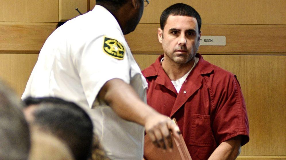 Foto: El español Pablo Ibar, en el banquillo el pasado 10 de junio (EFE)