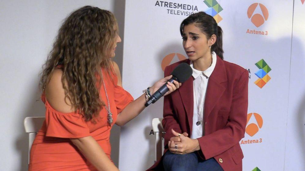 Foto: Entrevista con Alba Flores, protagonista de 'La casa de papel'.