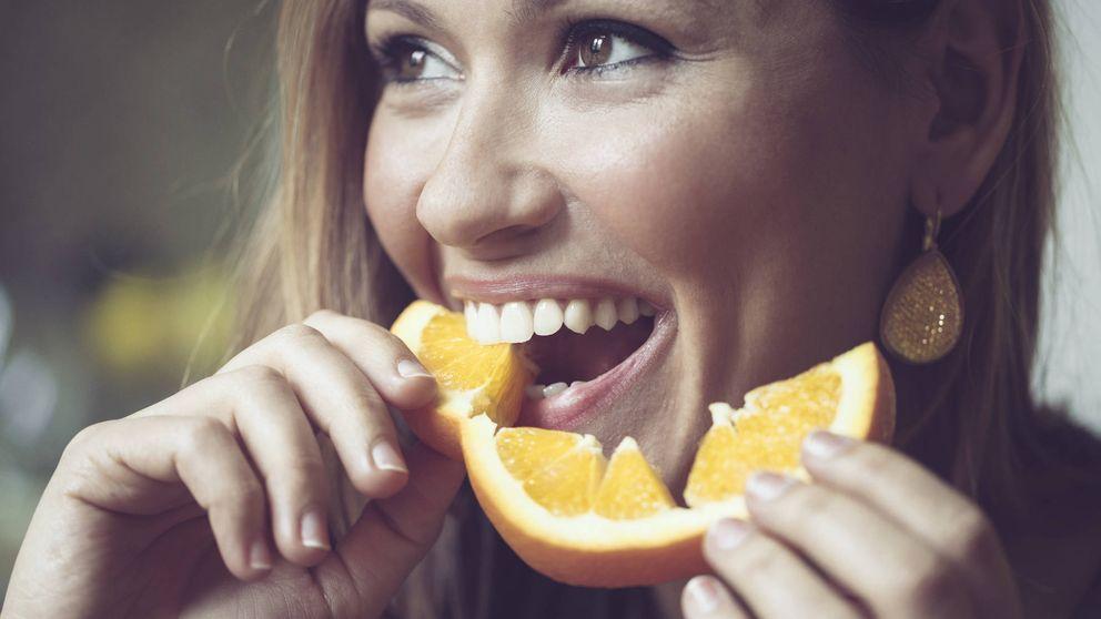 Los alimentos que consiguen que la dentadura esté más blanca
