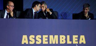 Post de El 'ahí os quedáis' del vicepresidente del Barcelona a la directiva culé