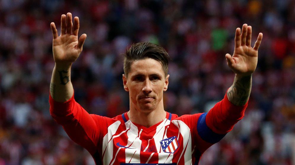 Foto: Torres en un partido de la temporada pasada. (REUTERS)