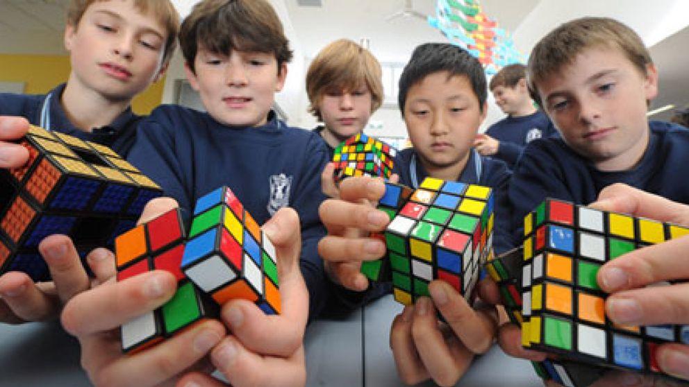 El 'algoritmo de Dios' del cubo de Rubik