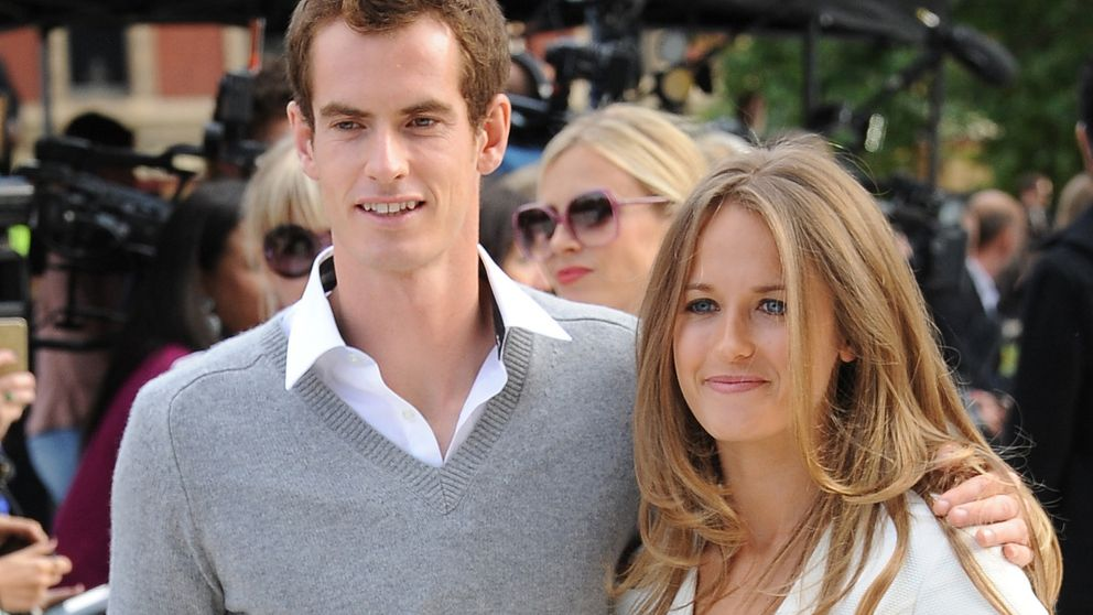 Andy Murray anuncia su boda con Kim Sears