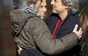 El actor Alberto San Juan despide a su padre, el viñetista Máximo