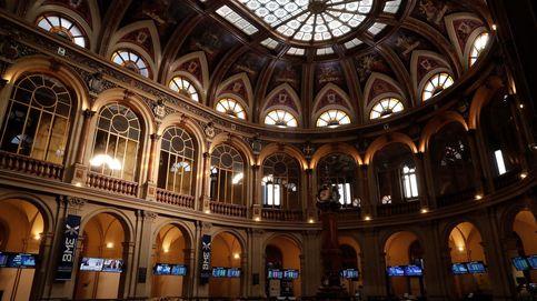 Desconcierto en bolsa: el Ibex repunta pero el bono a 10 años marca mínimo histórico