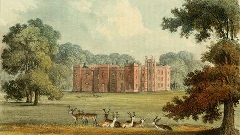 Descubren restos de jardines del siglo XVII  bajo el campo de golf de Essex