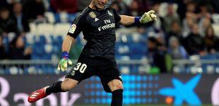 Post de El peso que se quita Luca Zidane (y su padre) saliendo del Real Madrid
