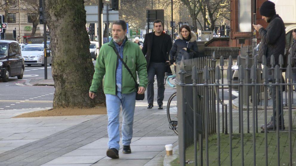 La AN pide a Reino Unido que Troitiño declare por videoconferencia