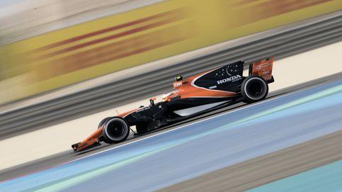 Test de F1: el McLaren tarda dos vueltas en sufrir su enésimo fallo del motor