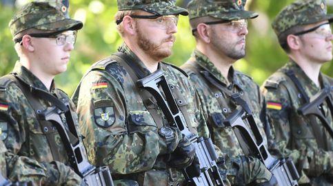 Aviones en tierra, tanques averiados y pocos reclutas: los agujeros del ejército alemán