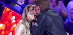 Post de 'Tu cara me suena': Chenoa se besa con dos concursantes