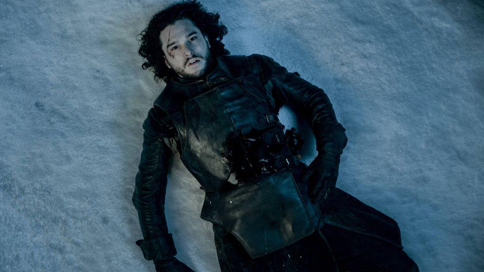 Foto: Jon Snow (Kit Harington), en 'Juego de Tronos'.