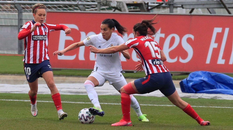 El Real Madrid femenino afronta su segundo derbi con ruido de 'tacones' lejanos