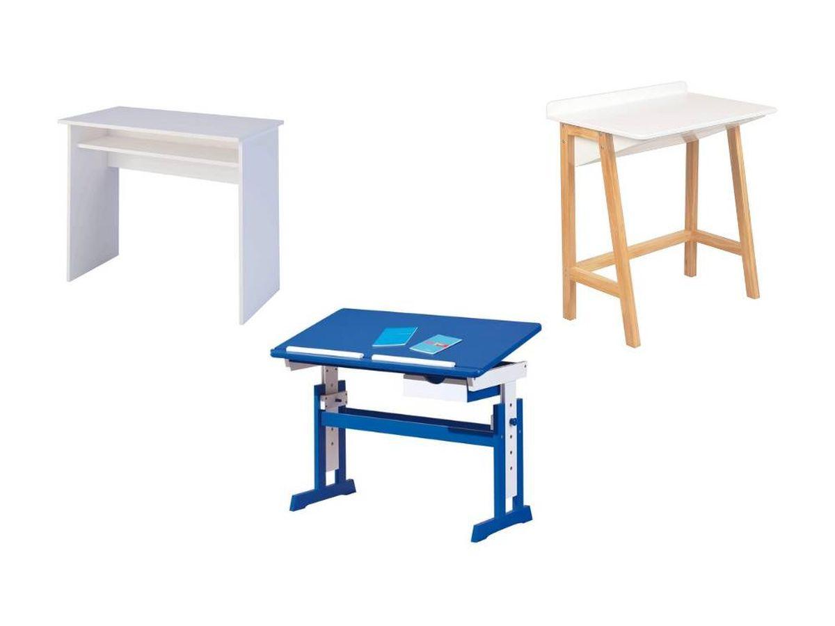 silla para escritorio niño con pata de madera