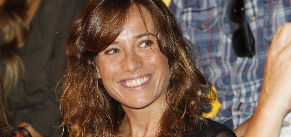 Foto: La actriz Marta Etura durante la presentación de 'El incidente' (Gtres)