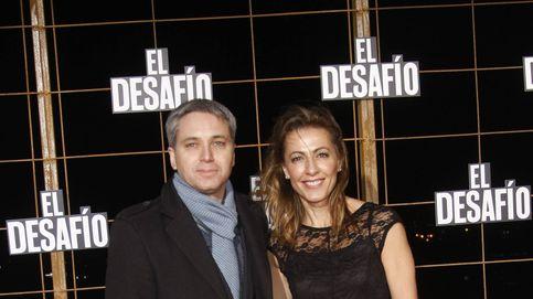Vicente Vallés y Ángeles Blanco, el amor que se sembró en un plató de informativos