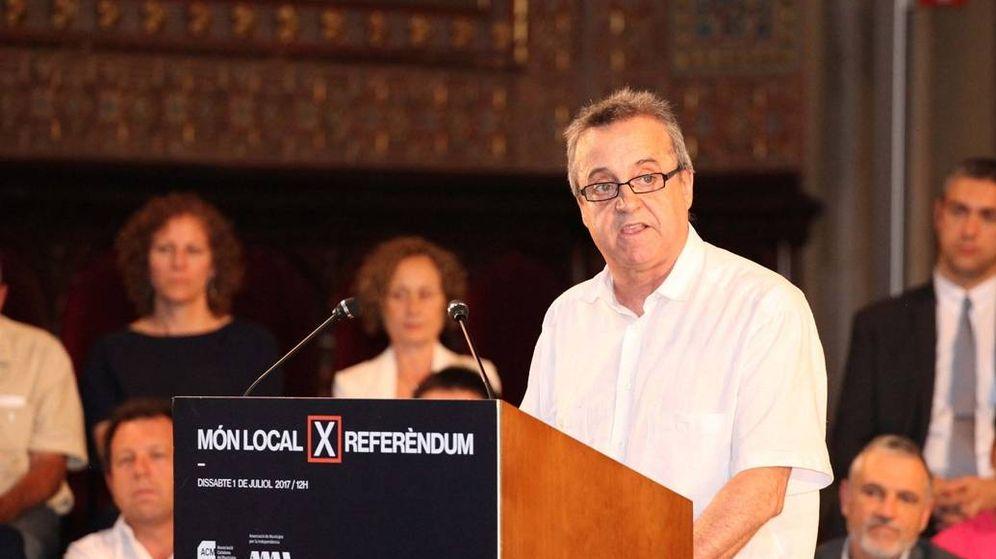 Foto: Antoni Morral fue alcalde de Cerdanyola del Vallès durante seis años.