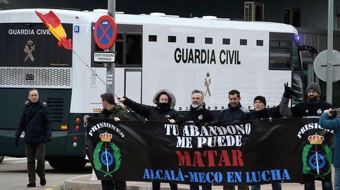 La Guardia Civil investiga un vídeo desde el convoy que llevaba a los presos del 'procés'
