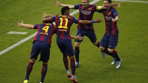 Del triplete de Pep Guardiola al triplete de Luis Enrique: el Barça hace historia en Berlín