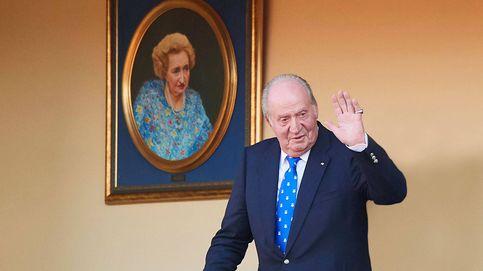 Croquetas, tertulia y rabo de toro: la intrahistoria de la despedida de Juan Carlos